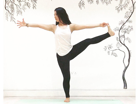 Taster workshop - Yoga and Harmony with Ami
