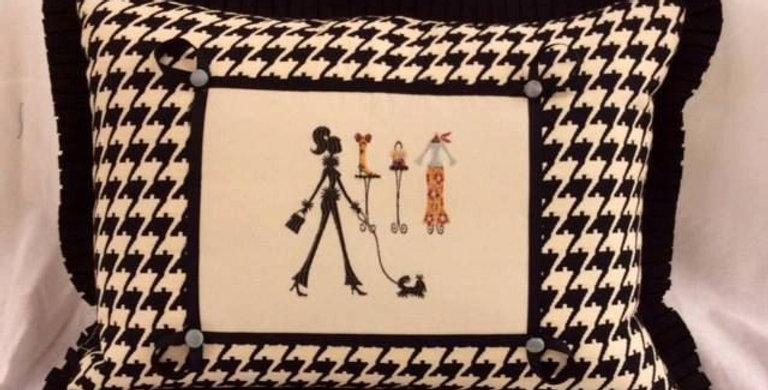 Custom Designer Pillow
