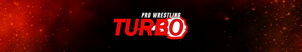 Pro Wrestling TURBO logo English version