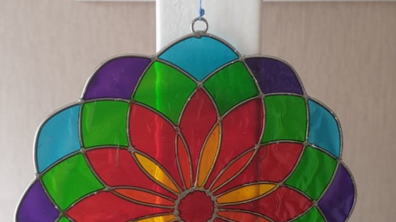 Mandala Sun Catcher