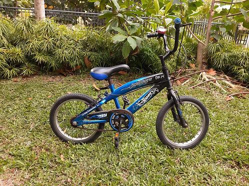 "16"" Children Bike (blue)"