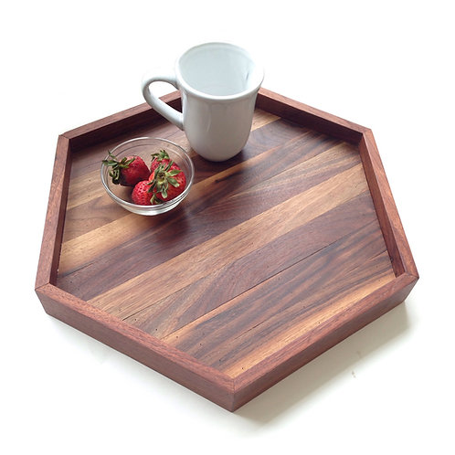 Hexagon Tray - Large