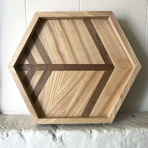 Hexagon Tray - Small