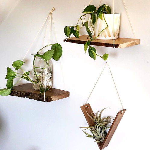 Holiday Gift Set - Hanging Shelves