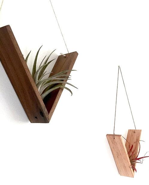 Wood Plant Hanger