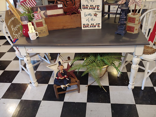 Dining Table/ Desk with Drawer