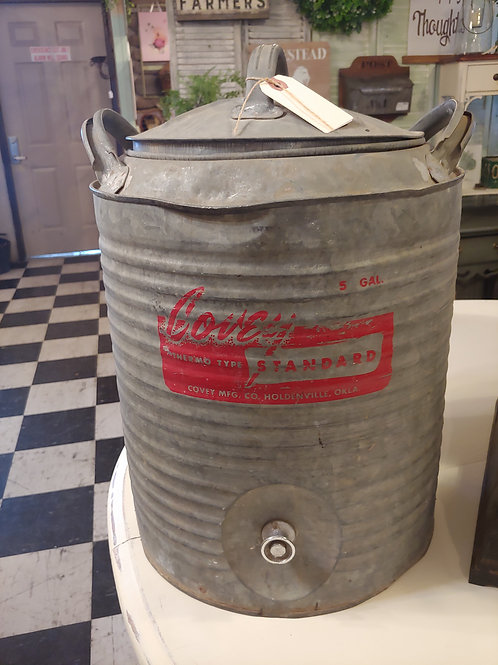 Vintage Water Cooler/Dispenser