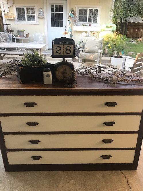 Mr. Long John Vintage Dresser