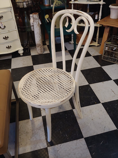 Antique Bent Wood Chair