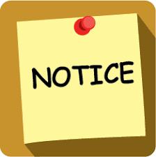 NOTICE: Mercury Shop Closed Mar 18 - 22