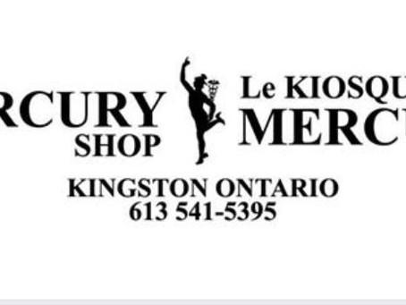 Mercury Shop Online Shop is LIVE!