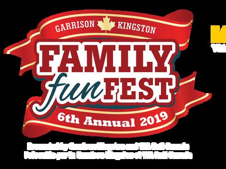 Garrison Family Fun Fest Sep 8