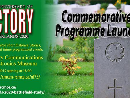 Commemorative Programme Launch
