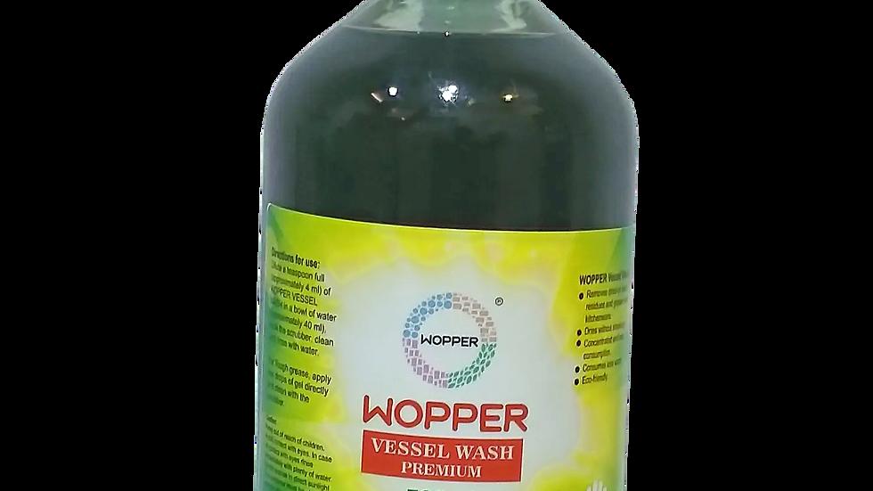 Vessel Wash
