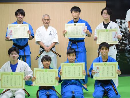 豊島区スポーツ表彰にて7名が受賞!
