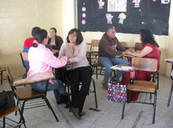 Taller para profesores y profesoras