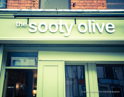 Sooty Olive