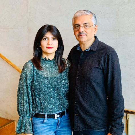Ranvir & Susan