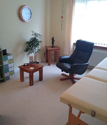 hypnotherapy clinic in Perthshire & Angus