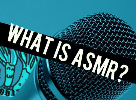 Hypnosis, AMSR and Brain Tingles!