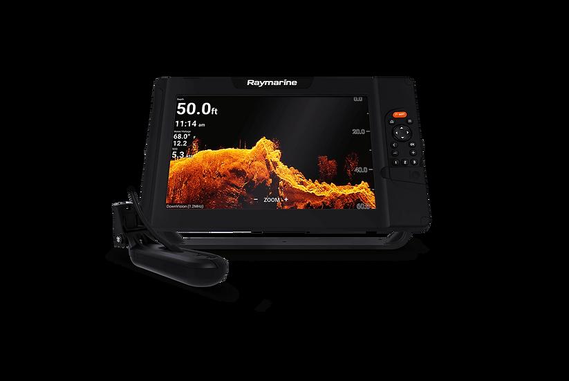 Raymarine ELEMENT HV Sonar-GPS-Multifunktionsdisplay