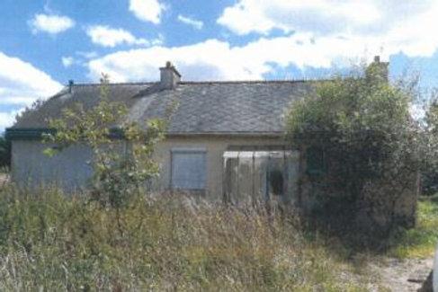 PLUMELIN Maison T3 61 m2 TERRAIN