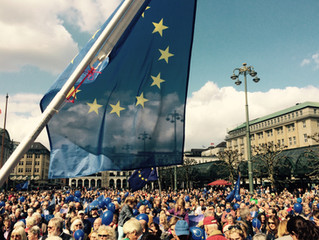 Let's be the Pulse of Europe.