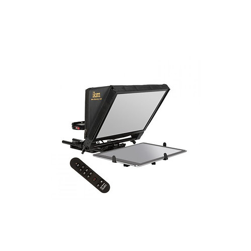 ELITE UNIVERSAL LARGE TABLET, AND IPAD PRO TELEPROMPTER W/ ELITE REMOTE