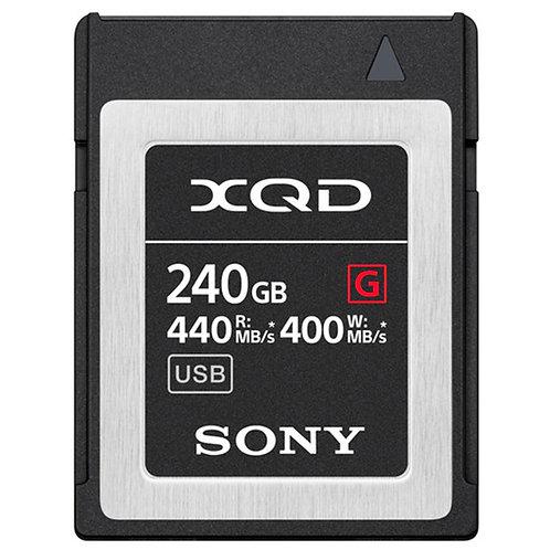Tarjeta de memoria 240GB G Series XQD
