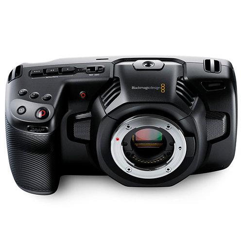 Blackmagic Cinema Pocket Camera 4K