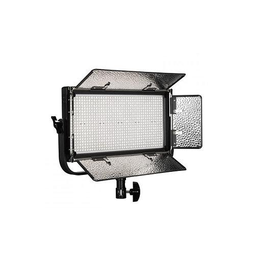 MYLO BI-COLOR 3200K-5600K LUZ LED DE CAMPO PORTÁTIL HALF X 1
