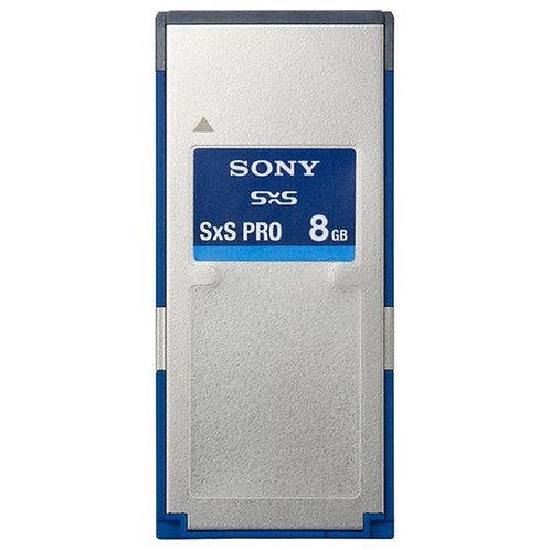 Tarjeta de memoria SBP-8 8GB SxS PRO