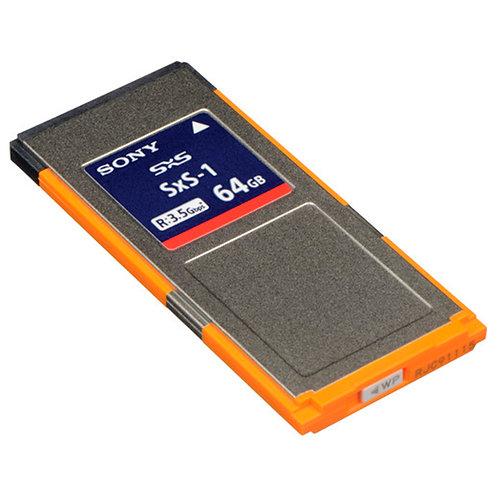 Tarjeta de memoria 64GB SxS-1