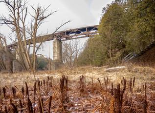 Trestle Trail Bridge and Elora Cataract Trail