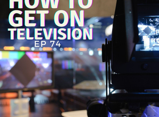 How to get on TV: A Magician's Guide