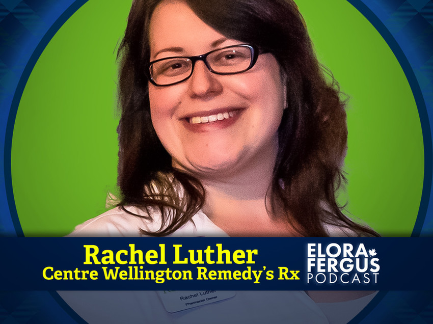 Rachel Luther, Centre Wellington Remedy's Rx