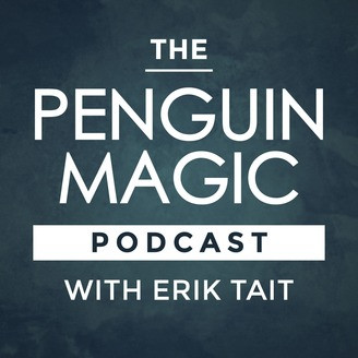 The Penguin Magic Podcast Logo