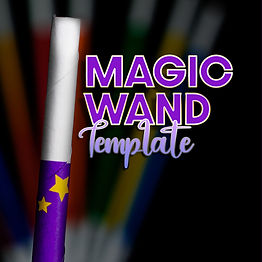 Magic Wand Template Pro