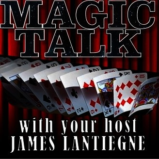 Magic Talk Podcast Logo