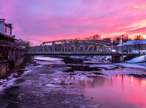 A final look at Elora's Badley Bridge