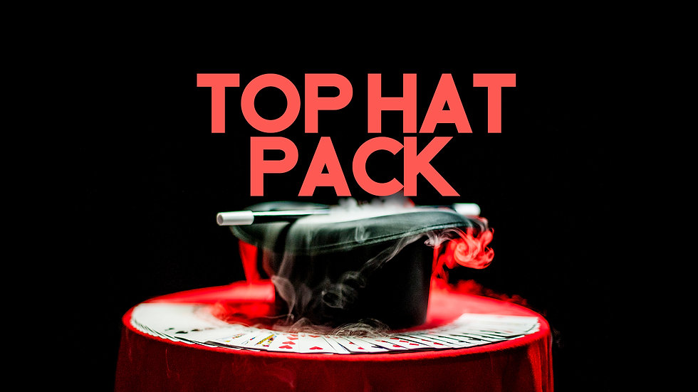 Magician Top Hat Stock Photos, Pictures & Royalty-Free Images