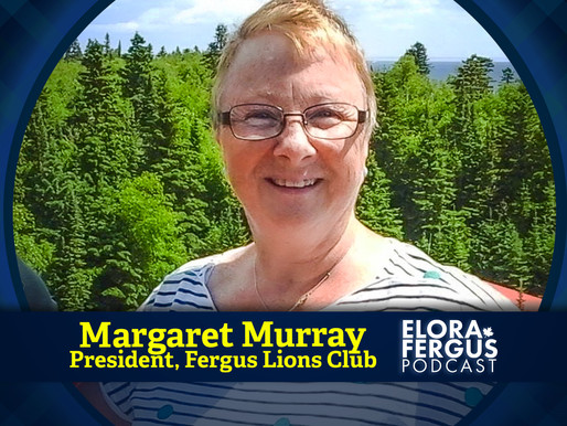Margaret Murray, Fergus Lions Club (Ep 01)