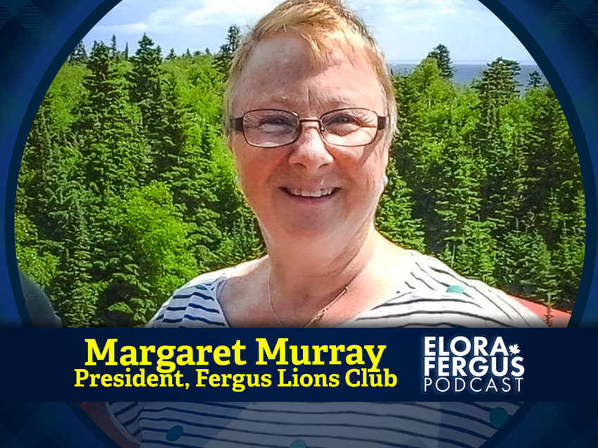 Margaret Murray, Fergus Lions