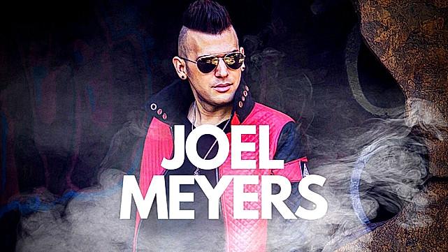 Magician Joel Meyers