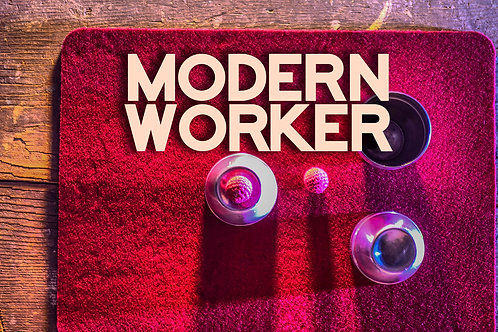 Modern Close-Up Magician Images