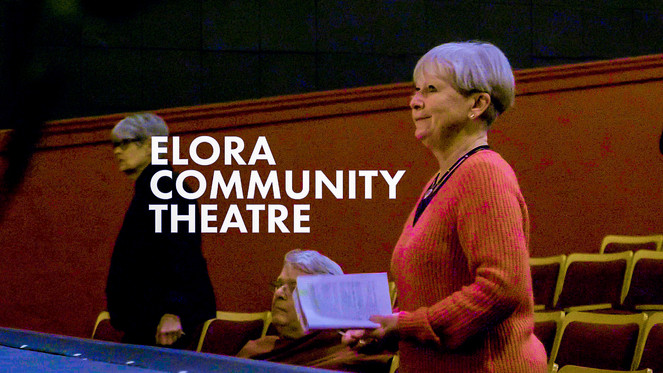 Elora Community Theatre Director Julie Wheeler-Bryant
