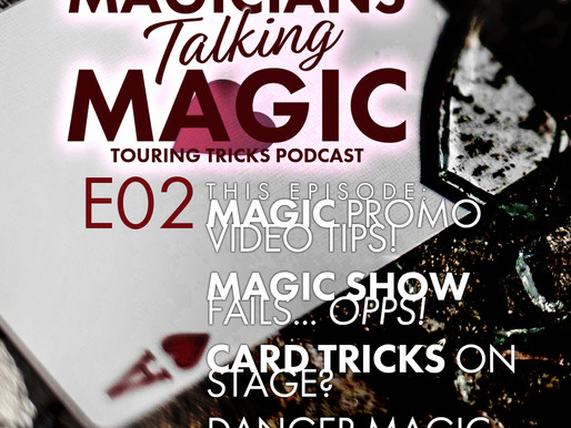 Magician Crossbow accident, Magic Rumors, Failures & Promotional videos | Magician Podcast E02