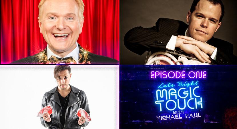 "Episode 1 - ""Late Night Debut"" ft. Jeff Hobson, Matt Marcy & Alex Ramon"