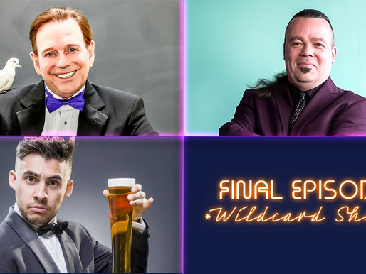 WILDCARD FINALE ft. Fielding West, Dan Harlan & Dom Chambers