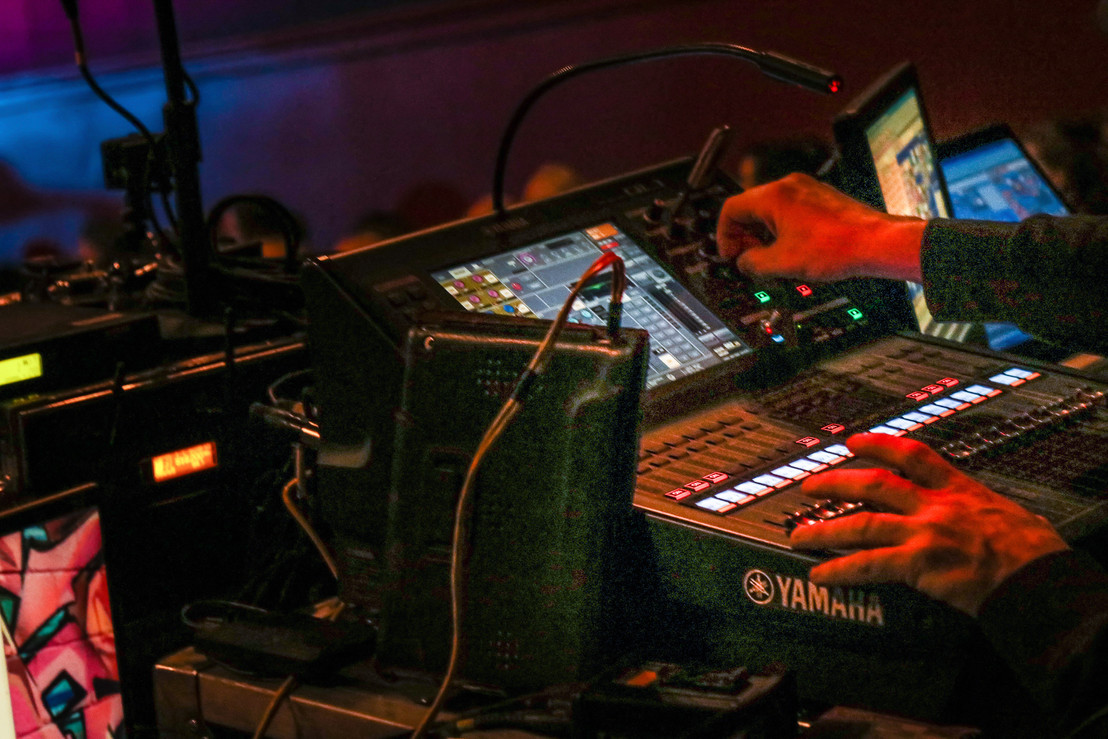 Sound board and Audio engineer